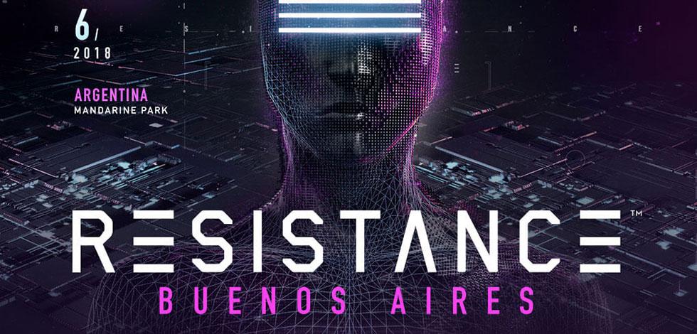 Ultra 2018 Flyer