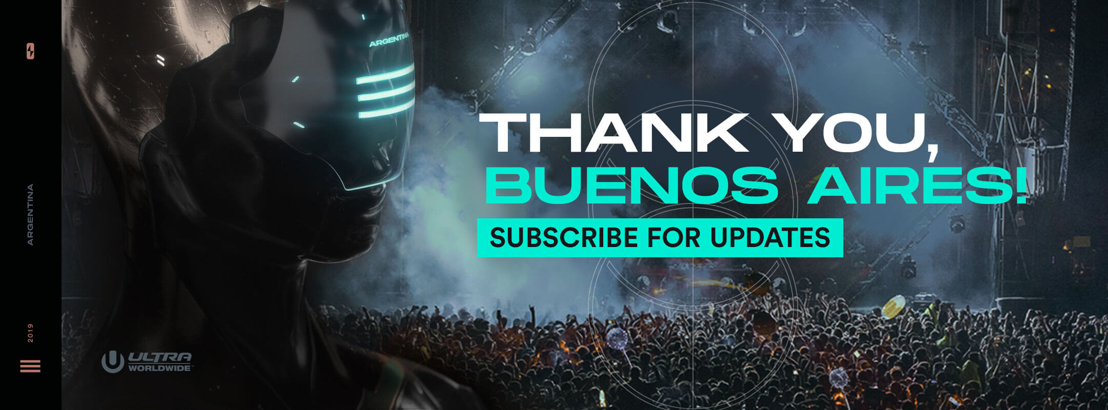 Subscribe for Updates to RESISTANCE Buenos Aires
